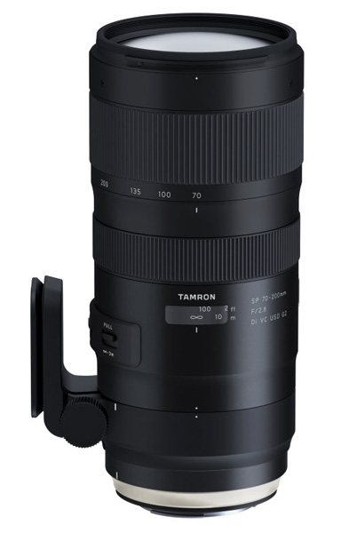 Tamron AF 70-200/2.8 SP Di VC USD G2 Canon inkl. UV