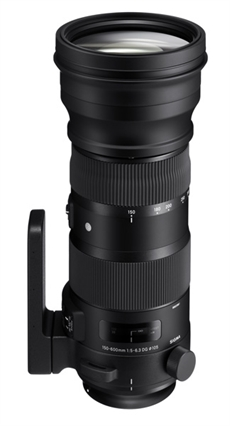 Sigma 150-600/5-6,3 DG OS HSM Sports Canon inkl. UV filter
