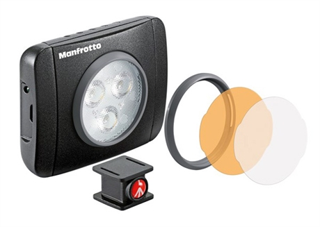 Manfrotto LUMIMUSE 3 LED-belysning