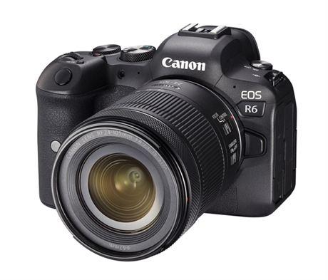 Canon EOS R6 + RF 24-105 IS STM