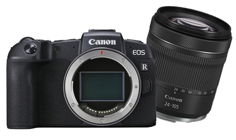 Canon EOS RP + RF 24-105/4-7.1 IS STM