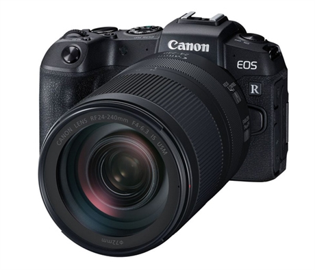 Canon EOS RP + RF 24-240 inkl. 64Gb