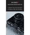 Fujifilm Weather-Resistant kit svart X100V