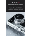 Fujifilm Weather-Resistant kit silver X100V