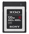Sony XQD G 120Gb High Speed 440mb/s 5x Stronger