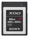 Sony XQD G 64Gb High Speed 440mb/s 5x Stronger
